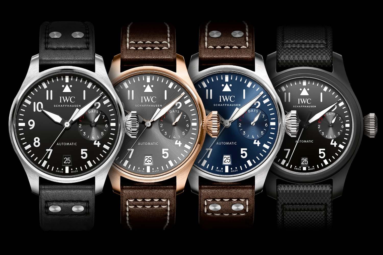 top ten watch brands