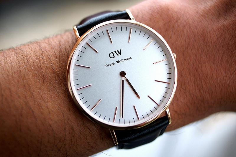 daniel wellington watch review