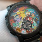 tourbillon pokemon romain jerome watches